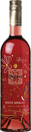 Fortant White Merlot Rose 6,99 €