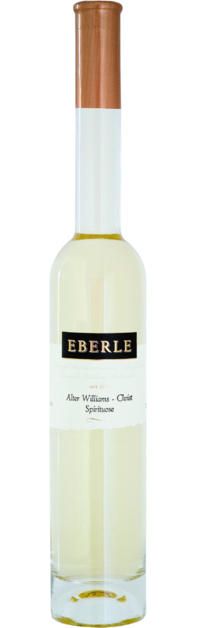 Eberle Alter Williams-Christ-Brand 0,35 L. nur 13,90 Euro