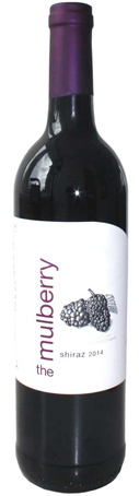 the mulberry Shiraz Südafrika 8,79 €