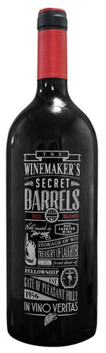 Winemakers Secret Barrels Red Blend Chile 1,0 L. 7,03 €